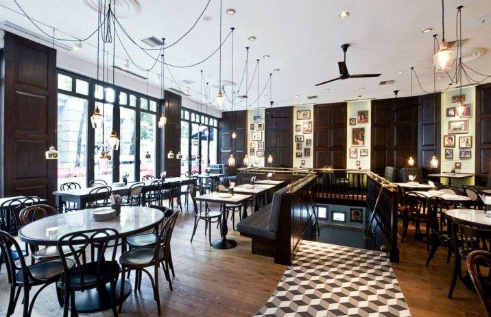 Вest Facebook restaurants