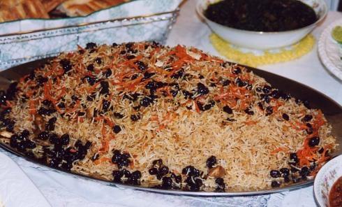 Вest Afghan restaurants