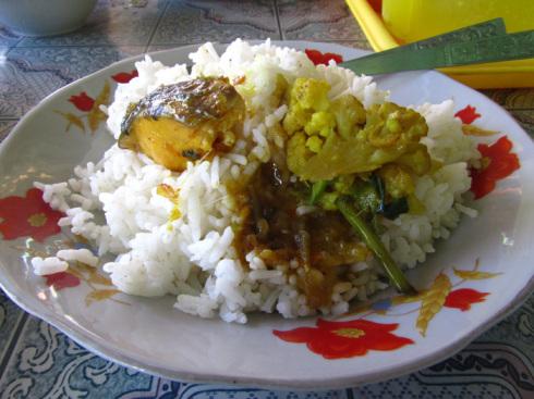 Вest Burmese restaurants