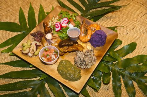 Вest Hawaiian restaurants