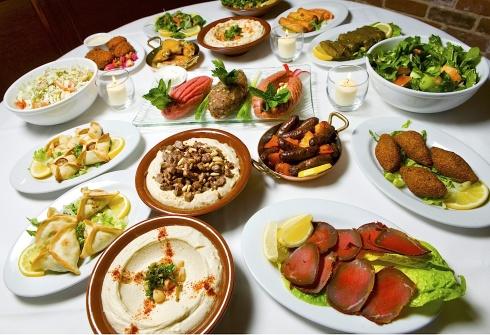 Вest Lebanese restaurants