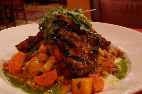 Вest Moroccan restaurants