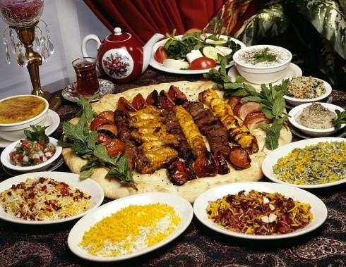 Вest Persian restaurants
