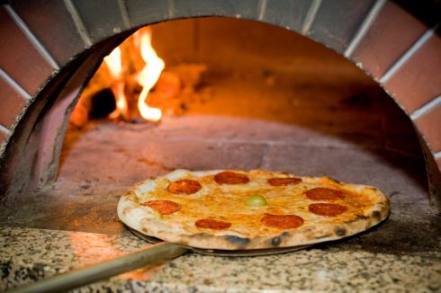 Pizzerias in London