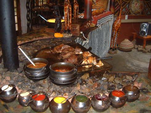 Вest South African restaurants