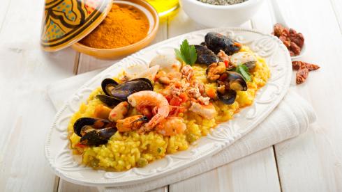Вest Spanish restaurants